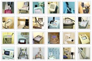 Equipos médicos para fotodepilación en Instituto Médico Miramar