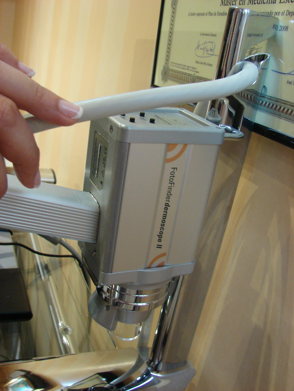 Fotofinder Dermoscope II