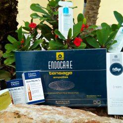Cesta antioxidante y firmeza