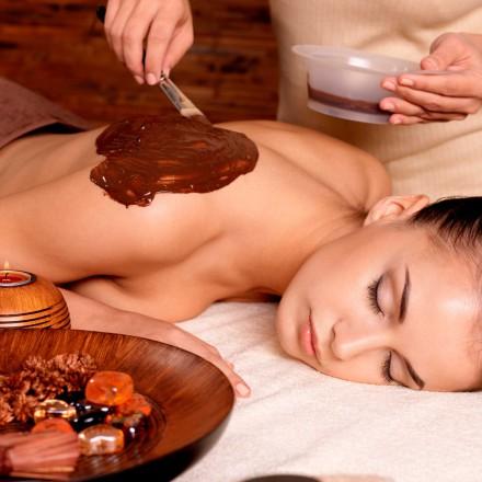 Tratamiento Corporal Chocolaterapia