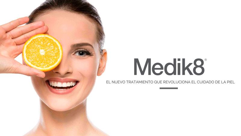 Medik 8, los beneficios de la vitamina C para tu piel