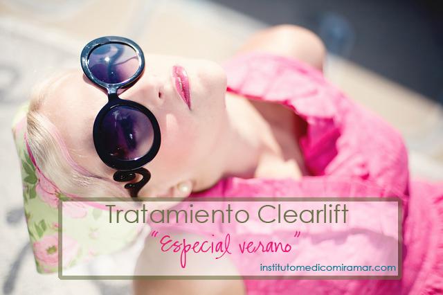 """Tratamientos para el verano: """"Clearlift"""""""