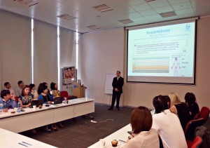 Instituto Médico Miramar presenta con éxito en China un pionero estudio a nivel mundial sobre Hiperhidrosis