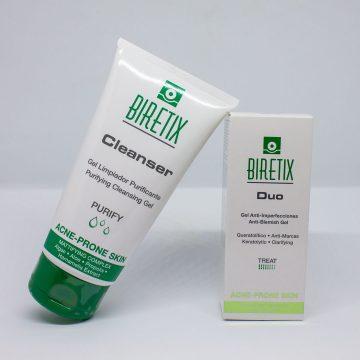 Pack pieles acnéicas