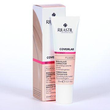 Cover-Lab Maquillaje Fluido Tono 02