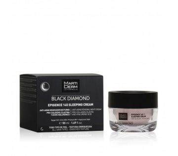Martiderm Black Diamond Epigence Sleeping Cream