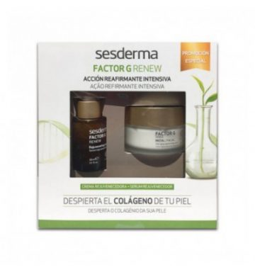 Sesderma Factor G Renew Crema + Regalo Sérum