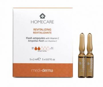 Mediderma Homecare Revitalizante Ampollas Flash