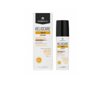 Heliocare 360 Gel Oil Free Bronze Intense SPF50