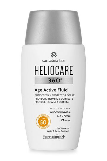 Heliocare 360 Age Active Fluid SPF50