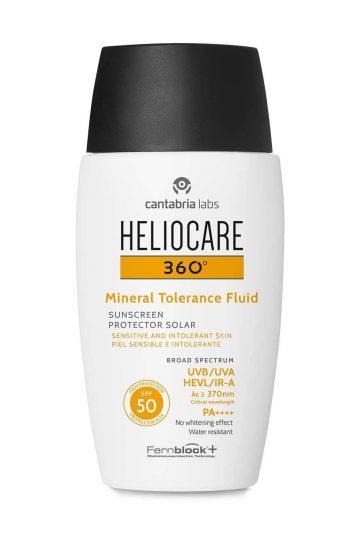Heliocare 360 Mineral Tolerance Fluido SPF50